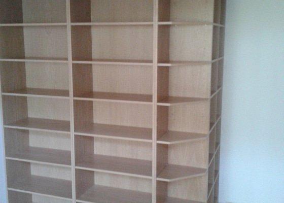 Výroba knihovny