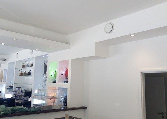 Přívod vzduchu + klimatizace prostor