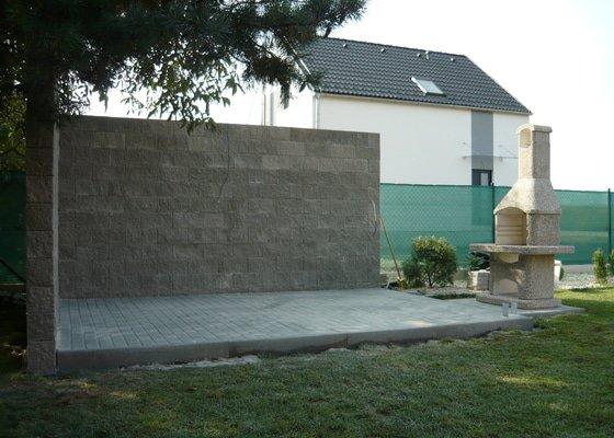 Stavba pergoly