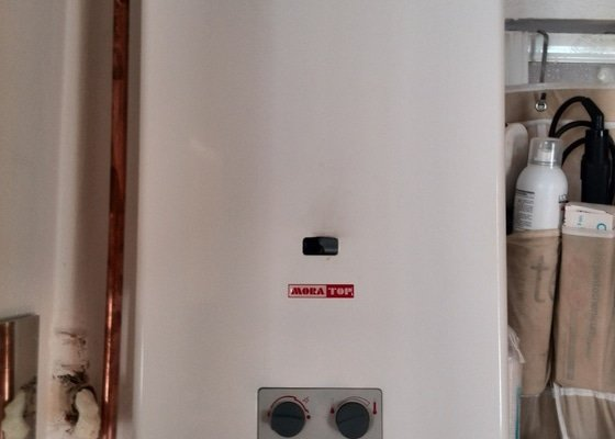 Servis plynových spotřebičů, plyn, topení