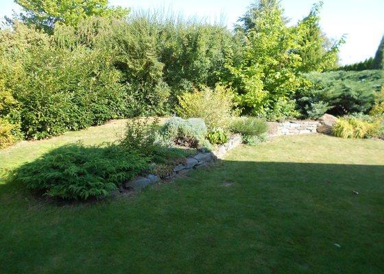 Realizace a údržba zahrady