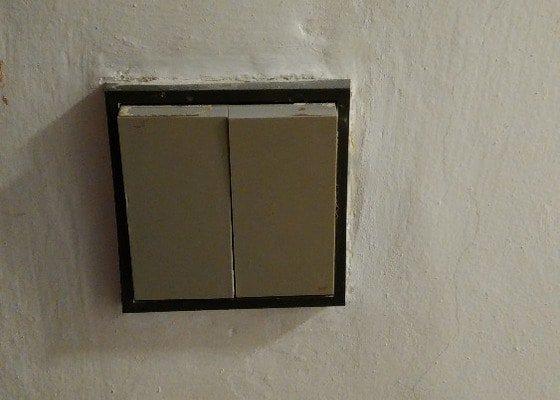 Elektroinstalaci v bytě