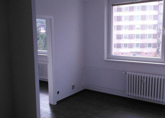 Přestavba bytu 2+1 Brno
