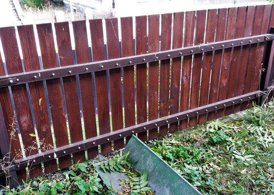 Dřevěné ploty