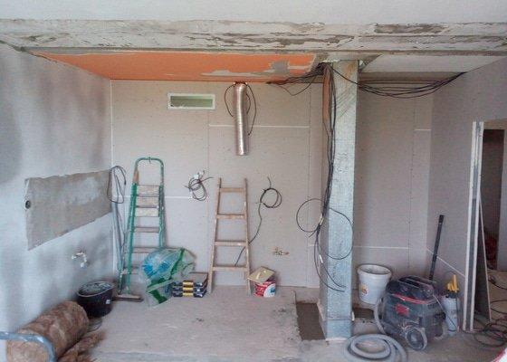 Částečná rekonstrukce bytu