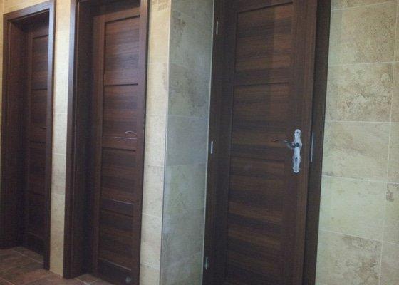 Montáž dveře zárubně