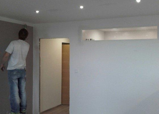 Rekonstrukce bytu v panel. domě