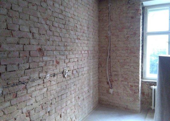 Sanace zdiva v bytě