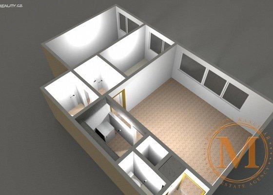 Nová okna, praskliny stěn, vyrovnání podlah