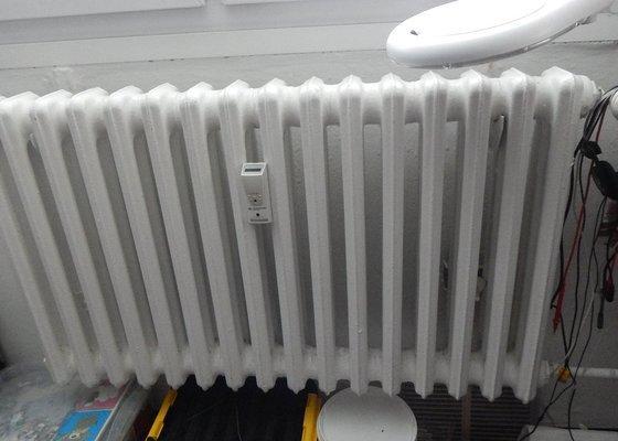 Kontrola radiátoru
