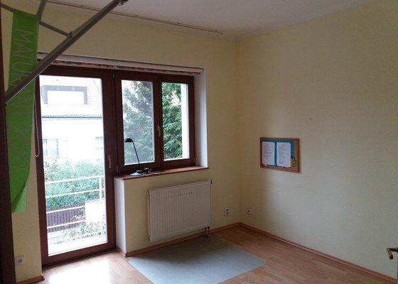 Malířské práce (zatím 2 pokoje)