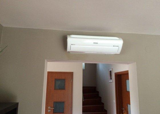 Klimatizace RD Hovorčovice