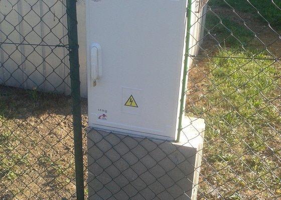 Revize elektro pěstitelská pálenice