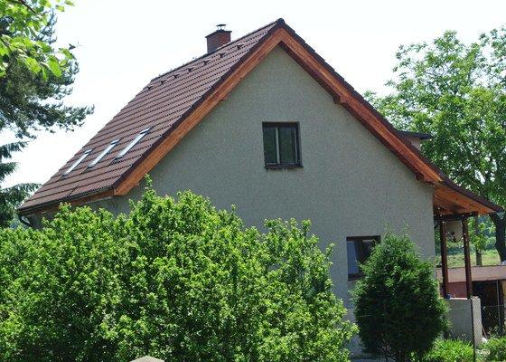 Rekonstrukce střechy R.D.