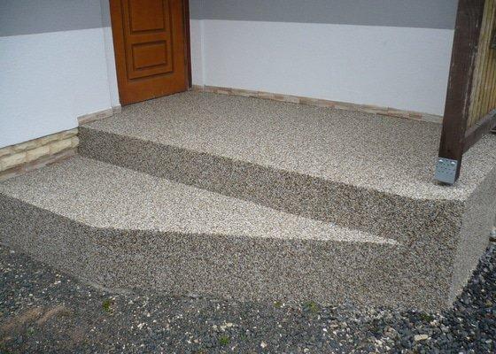 Kamenny koberec exterier