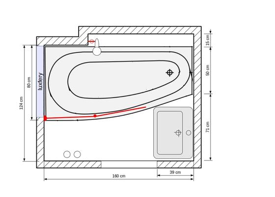 Koupelna - montáž doplňků
