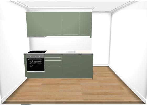 Montáž kuchyně IKEA + doprava