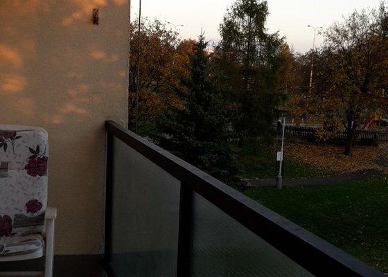 Zasíťování balkónu