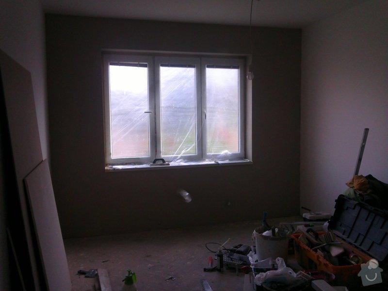 Rekonstrukce bytu: V olšinach