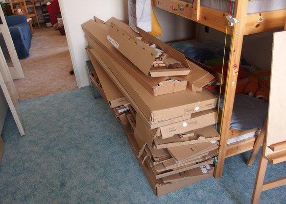 Montáž nábytku Ikea, drobné opravy