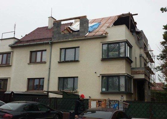 Rekonstrukce Rodiného domu
