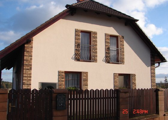 Fasáda domu