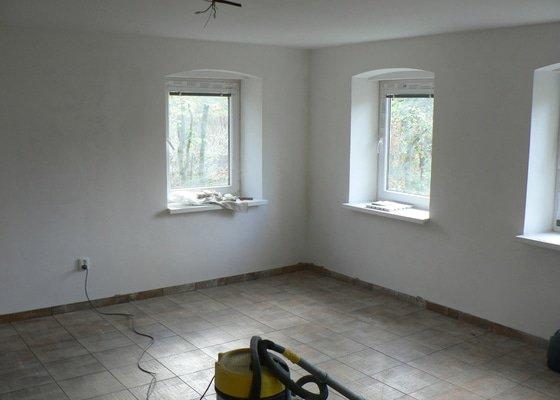 Rekonstrukce staršího domu
