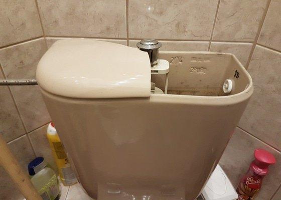 Oprava/výměna WC nádrže