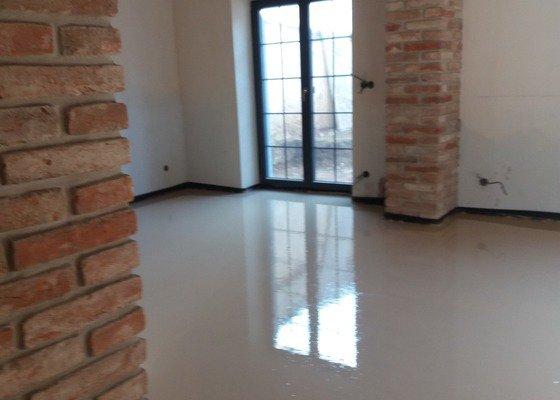 Betonove lestene podlahy do RD nebo vyliti anhydritovych podlah