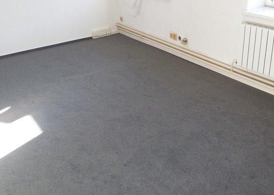 Výměna podlahové krytiny