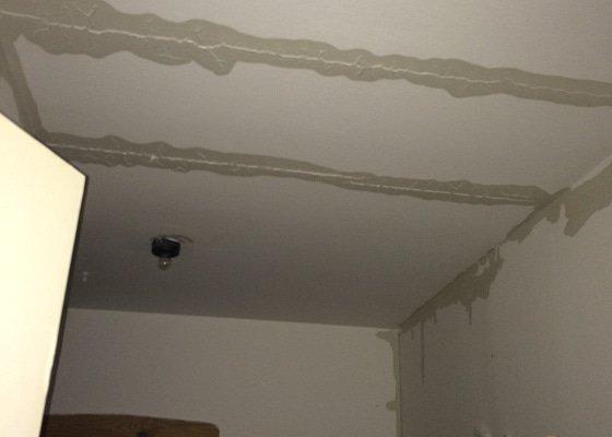 Vymalování bytu 2+KK s příslušenstvím