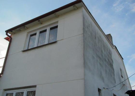 Rekonstrukce střechy rodinného domu