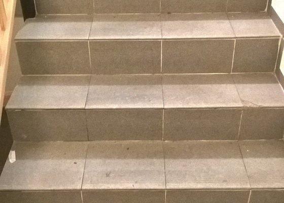 Oprava schodu(ů)