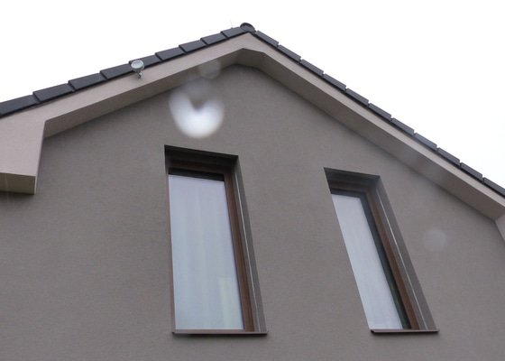 Zhotovení stěrky, fin. fasády