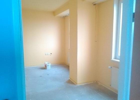 Malířské práce - byt 3 + 1