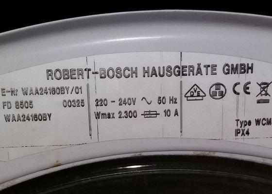 Oprava pračky Bosch 1200 AA class, bosh classixx 5