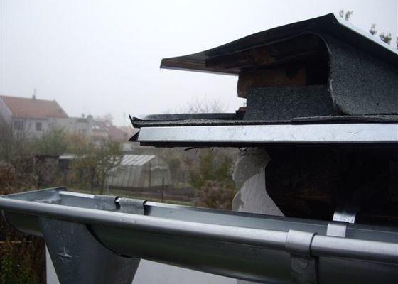 Oprava střechy