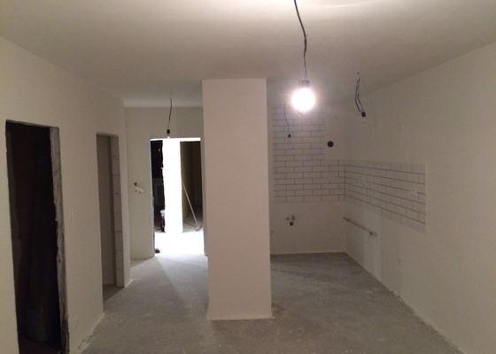 Rekonstrukce panelového bytu 4+kk Praha