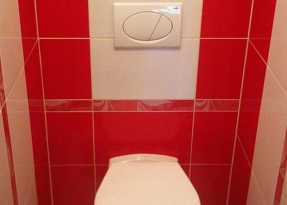 OBKLAD + DLAŽBA WC