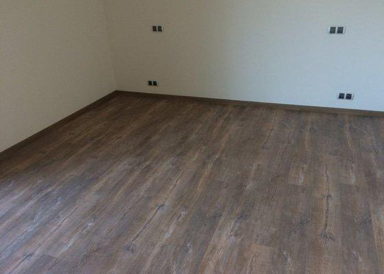 Realizace podlahy
