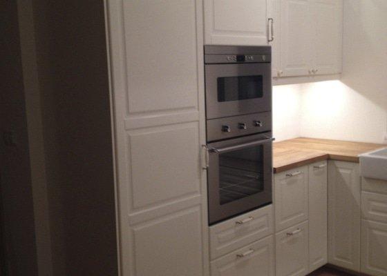 Sestavení kuchyně Ikea
