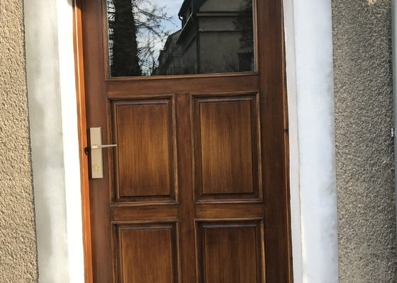 Venkovní dveře