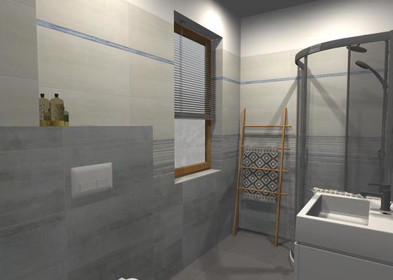Nové obklady,dlažby,koupelnový nábytek a sanita