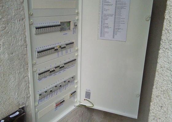 Výměna rozvaděče a oprava elektroinstalace