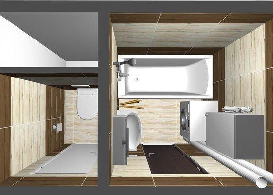 Kompletní rekonstrukce bytu v Černých Polích
