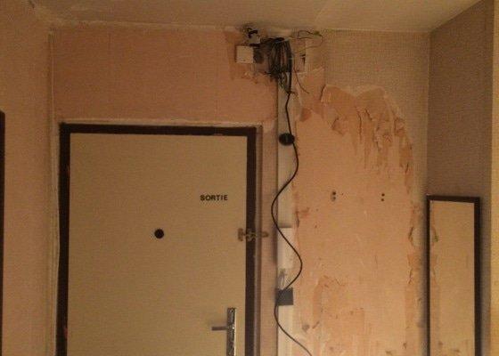 Rekonstrukce panelového bytu 3+1 68m2