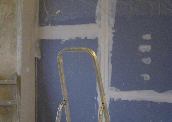 Akusticka izolace steny