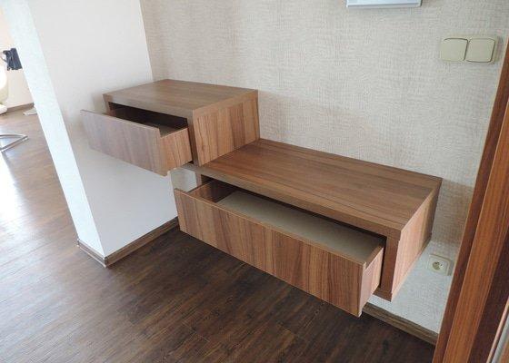 Výroba zábradlí, nábytku a šatny