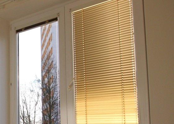Oprava žaluzií v bytě - Ostrava - Pustkovec