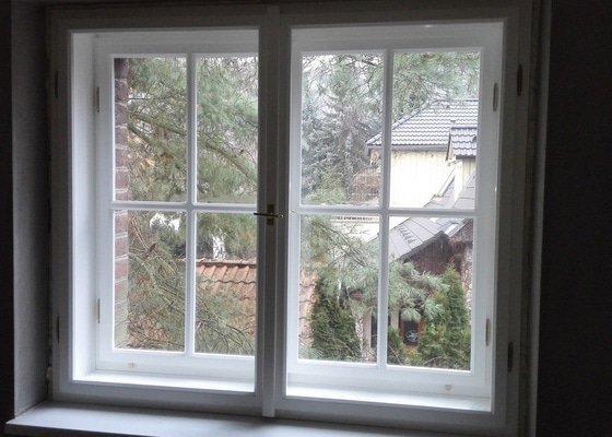 Výroba špaletových oken